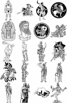 календари картинки древние